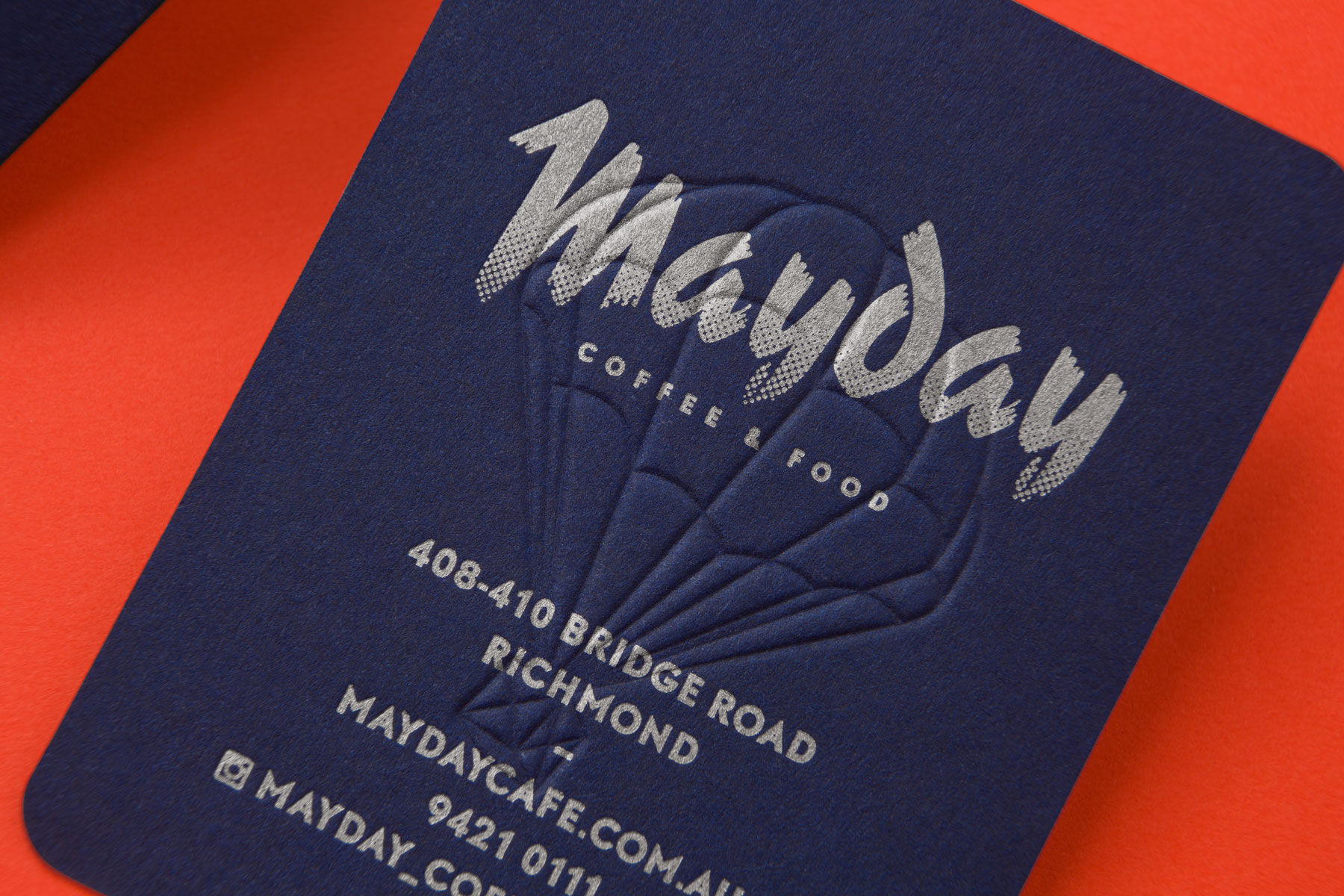 Mayday-Coffee-and-Food-Letterpress-Business-Cards